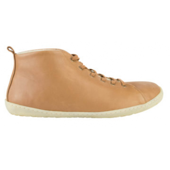 Obrázok pre Mukishoes RAW LEATHER brown high